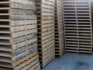 Brand New 1 Tonne Standard Pallets - Sydney stock